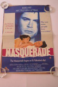 Masquerade Movie Poster