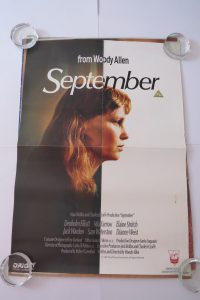 September Movie Poster | CIC