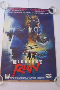Midnight Run Variant Poster