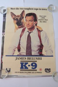 K-9 movie poster for sale