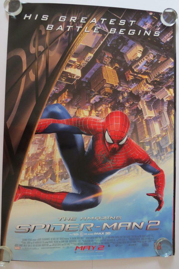 The Amazing Spider-Man 2 Original Movie Poster
