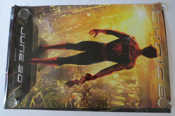 Spiderman 2 Choice Original Movie Poster