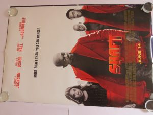shaft 2019 movie poster for sale