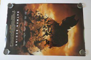 batman begins movie poster bundle
