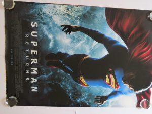Superman Returns Original Movie Poster