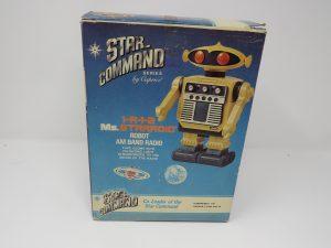 I-R-1-2 MS.Starroid Robot Radio