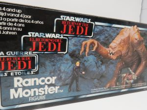 Tri-Logo Rancor Monster ROTJ