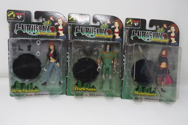 Witchblade Animated Series Set