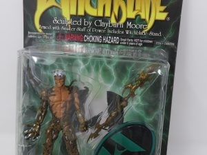 Golden Irons Neogenesis Witchblade