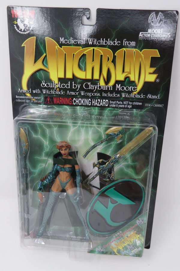 Medieval Witchblade Japanese Exclusive
