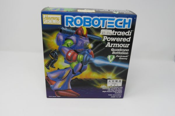 Robotech Zentraedi Powered Armour