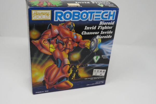 Robotech Bioroid Invid Fighter