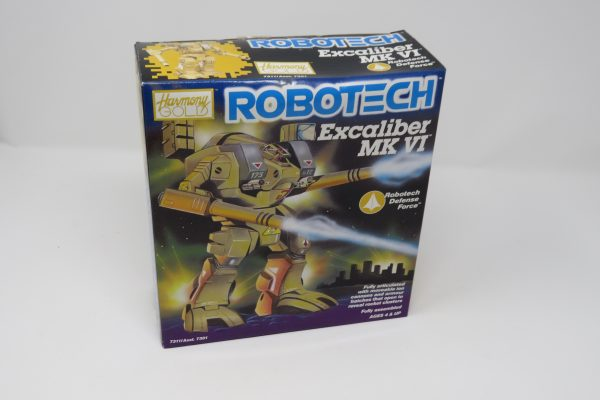 Robotech by Harmony Gold Figures