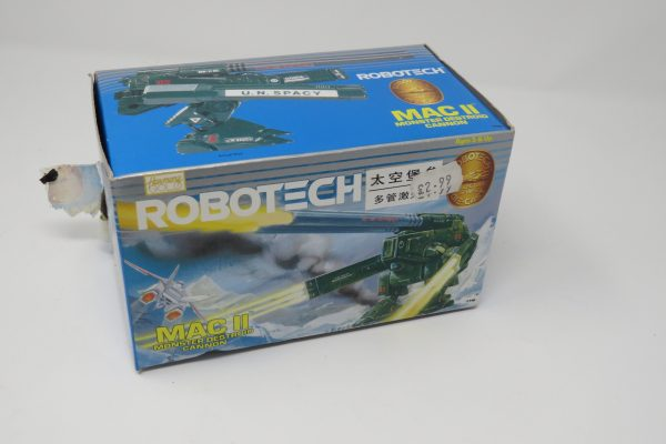 Robotech Monster Destroid Cannon