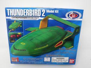 Thunderbirds | Thunderbird 2 Model Kit | Bandai