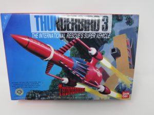 Thuderbird 3 Model Kit