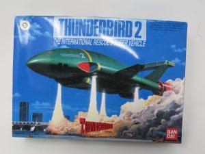 Thunderbird 2 Model Kit | Bandai