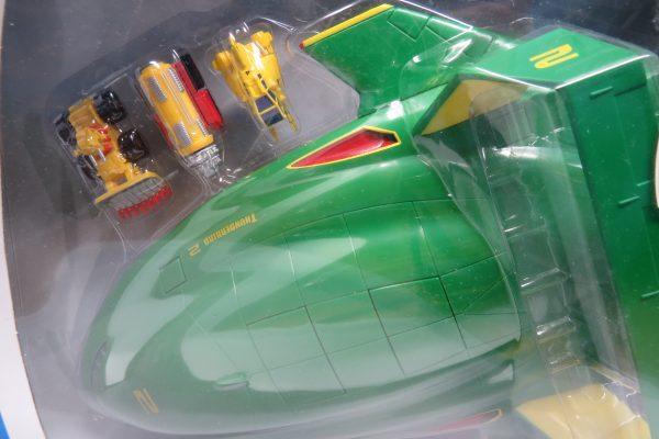 Deluxe Thunderbird 2 | THUNDERBIRDS 95030
