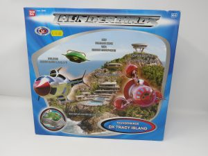 Thunderbirds DX Tracy Island