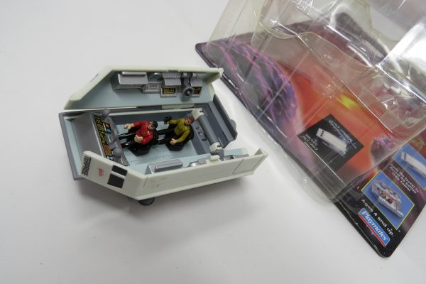 Star Trek 6139 Galileo NCC-1701/7 Playset