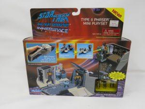 Playmates Star Trek Phaser Mini Playset