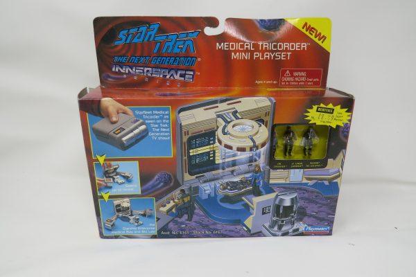 Star Trek Medical Tricorder Playset