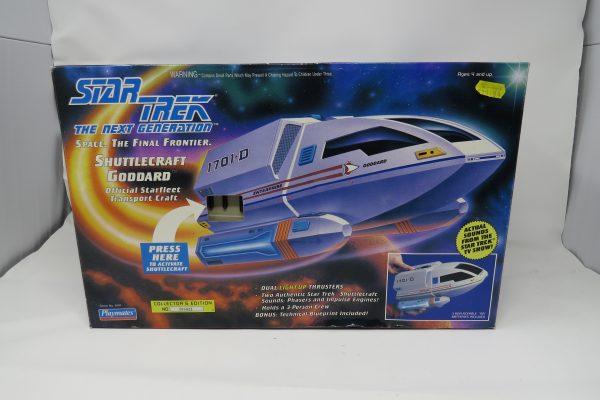 Star Trek TNG Shuttlecraft Goddard