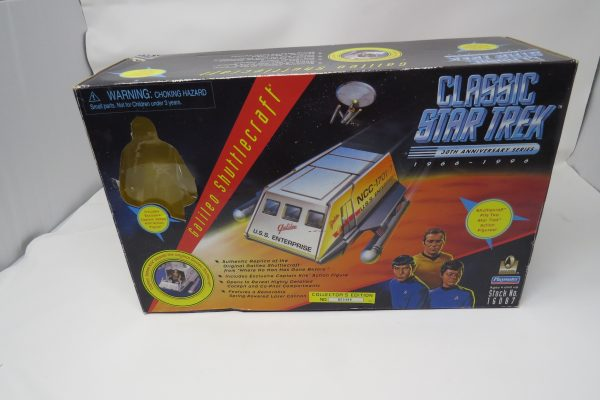 Classic Star Trek Galileo Shuttlecraft 30th Anniversary Series