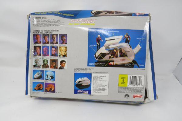 Galoob Star Trek TNG Shuttlecraft Galileo