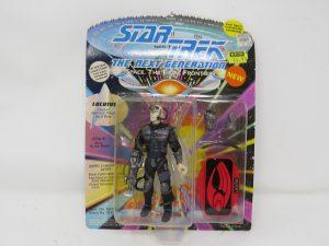 Playmates Star Trek Captain Jean Luc Picard as Borg