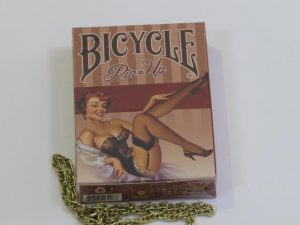 Bicycle playing cards | Pin Ups