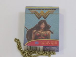 Themed Playing Cards | Wonder Woman
