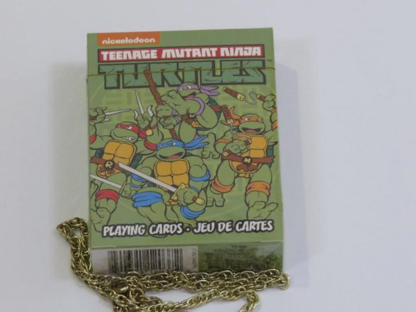 Themed Playing Cards | TMNT