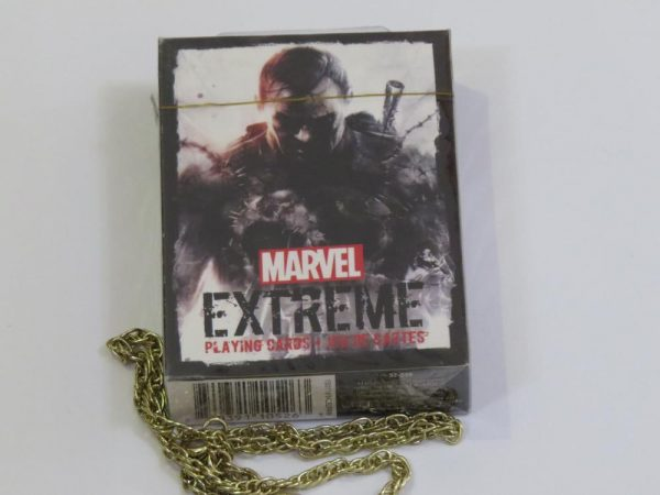 Themed Playing Cards | marvel extreme