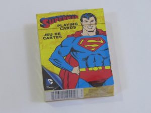 Themed Playing Cards | superman dc comics