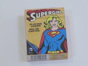 Themed Playing Cards | dc comics supergirl