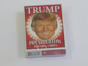 Playing Cards | President Donald Trump 2016