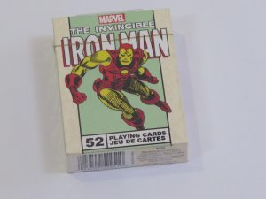 Playing Cards | invincible iron man