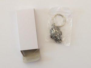 supreme hellraiser key chain | ss18