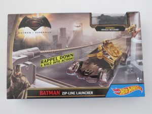 BATMAN VS SUPERMAN ZIP-LINE LAUNCHER PLAYSET