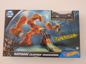 BATMAN CLAYFACE CRACKDOWN PLAY SET