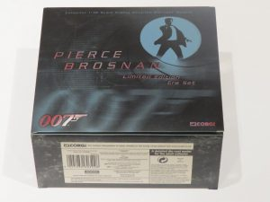 CORGI CC93986 | BOND 007 LIMITED EDITION | PIERCE BROSNAN ERA SET