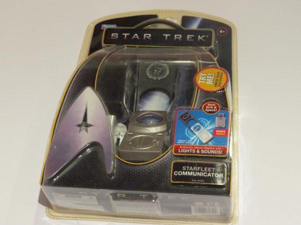 STAR TREK   STARFLEET COMMUNICATOR PROP REPLICA 2009   PLAYMATES
