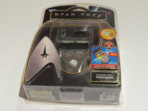 STAR TREK | STARFLEET TRICORDER Prop Replica | Playmates
