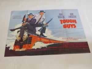 TOUGH GUYS | UK Quad | Original Movie Poster