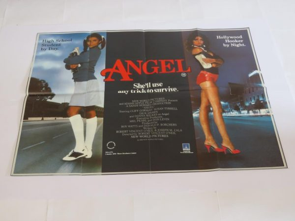 ANGEL | UK Quad | Original Movie Poster
