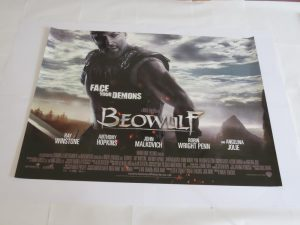BEOWULF | UK Quad | Original Movie Poster