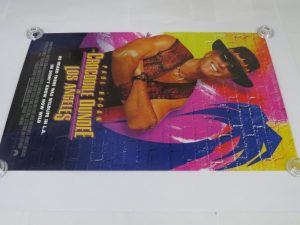 CROCODILE DUNDEE IN LOS ANGELES | One Sheet | Original Movie Poster