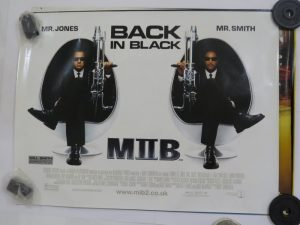 MEN IN BLACK 2 | UK Quad | Original Movie Poster