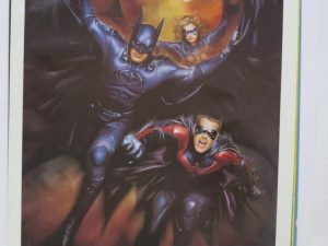 BATMAN AND ROBIN | HEROES | One Sheet | Original Movie Poster